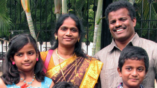 YWAM School of Evangelism & Pioneering -- Muthu & Kavitha