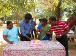 Sundar 55 years old