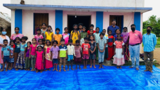 Reaching Children & Planting Churches --Mark A.